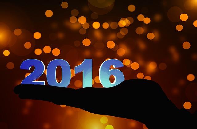 2016年スタート