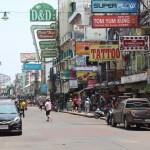 タイ旅行記2~昼のカオサン通り~