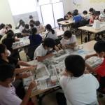 小学生の夏期講座始まりました。